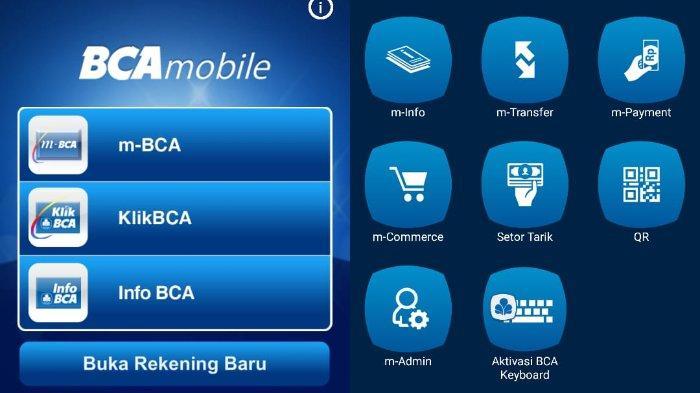 Cara Mendaftar M Banking Bca Dengan Langkah Mudah Yuk Ikuti Caranya Tribun Wow