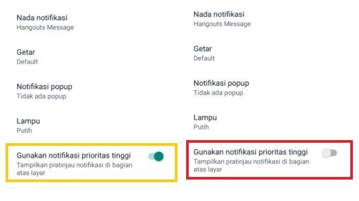Cara Menghilangkan Notifikasi Isi Pesan WhatsApp yang Muncul di Layar Ponsel
