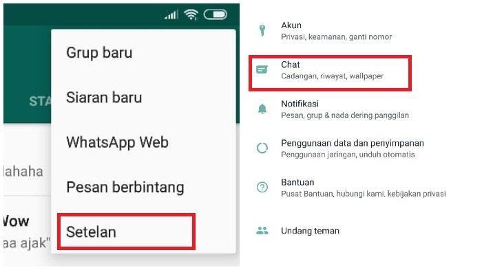 Cara Mengubah Besar Kecil Ukuran Huruf di WhatsApp