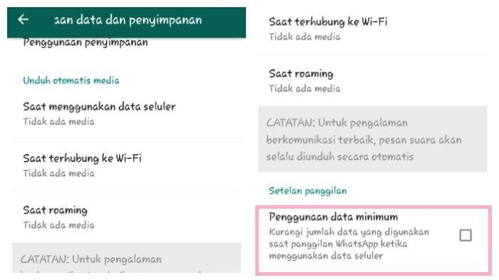 Cara Tetap Hemat Kuota meski Pakai Aplikasi WhatsApp Menerus
