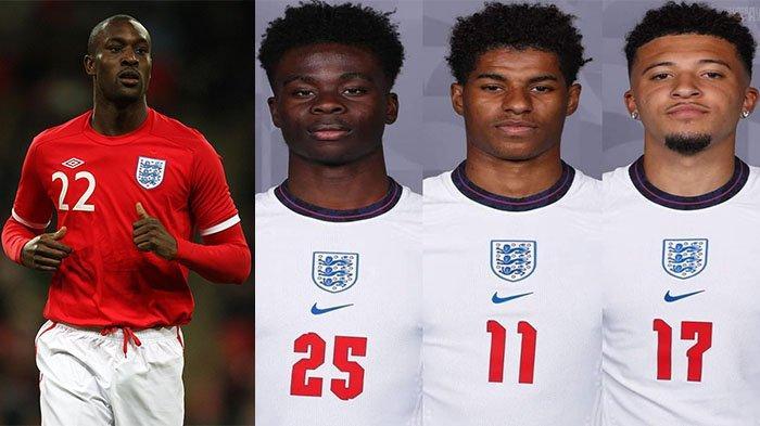 Eks Persib Bandung Kecam Tindakan Rasisme pada 3 Pemain Inggris di Euro 2020: Rumahmu Bukan di Sini