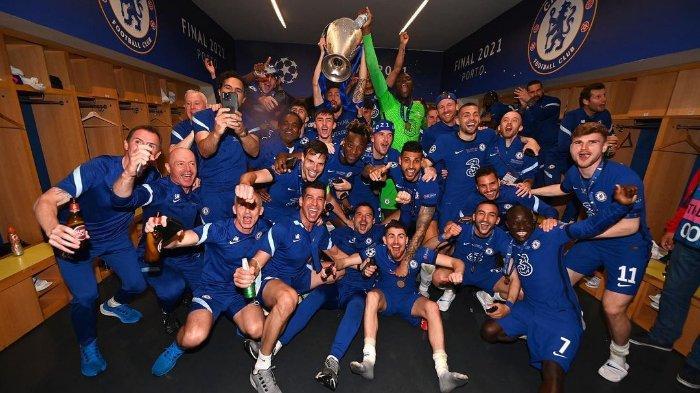 Fakta EURO 2020: Ada Pemain Chelsea yang akan Kawinkan Gelar Liga Champions dan Piala Eropa