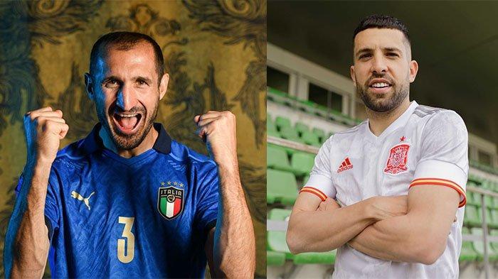 EURO 2020: Momen Terlewatkan di Laga Italia Vs Spanyol ...