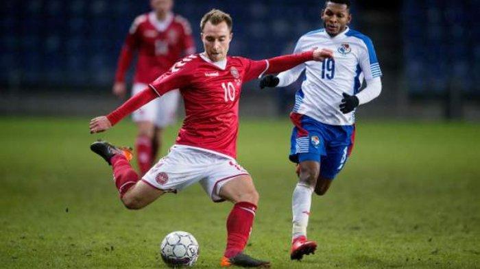 Laga Denmark Vs Finlandia Diwarnai Insiden Christian Eriksen, Para Pemain dan Penonton Cemas