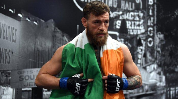 Laku Keras, Tiket Duel Comeback Conor McGregor Terjual Habis Hanya dalam 3 Menit