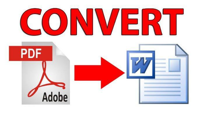 5 Software Terbaik Untuk Convert File Pdf Ke Word Bagi Windows 10 Tribun Wow
