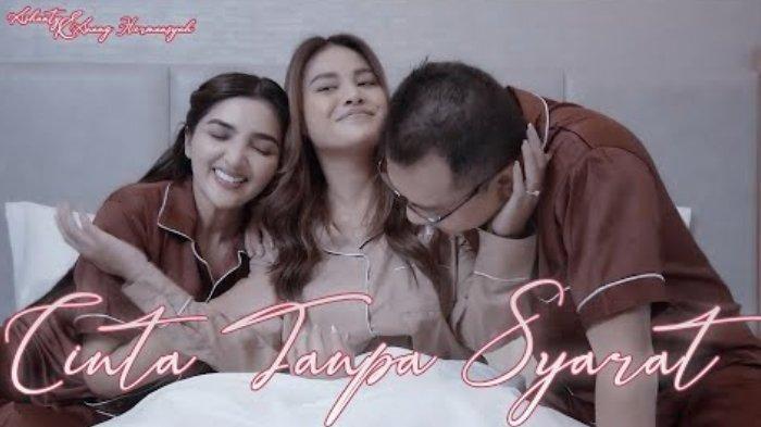 Cover lagu 'Cinta Tanpa Syarat' yang dibawakan Anang Hermansyah untuk Ashanty.