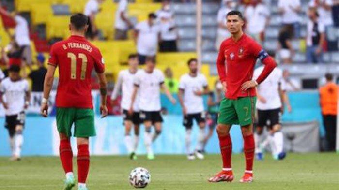 Klasemen Peringkat Ketiga Terbaik EURO 2020, Portugal dan Spanyol Masih Ada Harapan Lolos 16 Besar