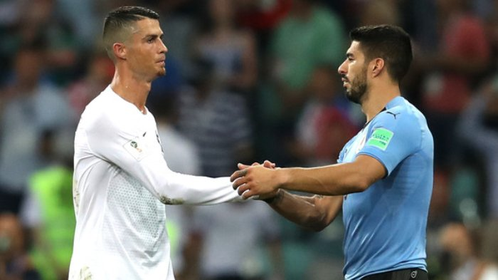 Tanggapan Luis Suarez terkait Kepergian Cristiano Ronaldo: Real Madrid Tetaplah Real Madrid
