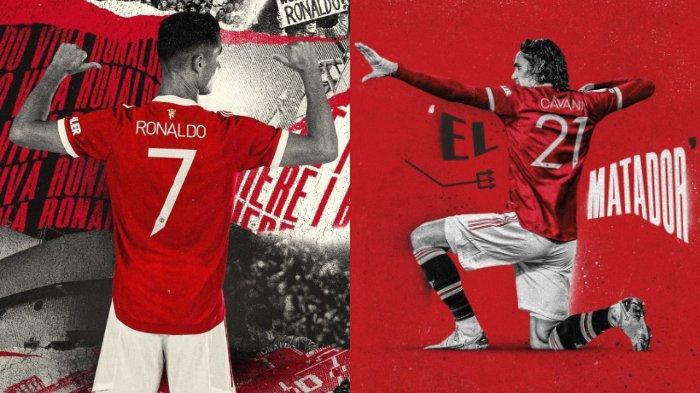 Sudah Ada Ronaldo, Edinson Cavani Minta Fans Manchester United Tak Lakukan 1 Hal Ini Lagi