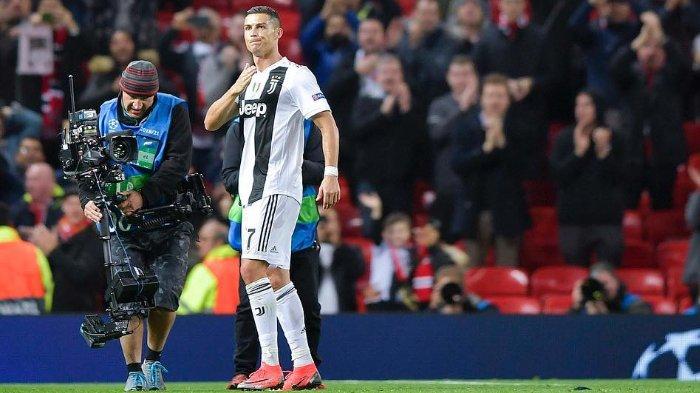 Ikuti Jejak Jorge Mendes, Cristiano Ronaldo akan Memasok Alat-alat Medis untuk Tangani Virus Corona