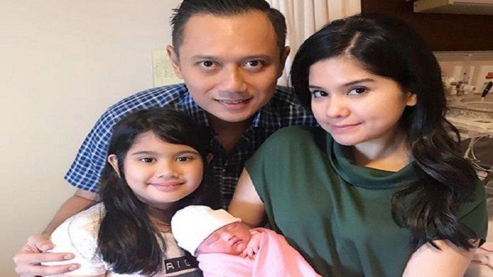 Annisa Yudhoyono Ungkap Teka-teki Nama Anak Ketiga Ibas, Diawali Huruf 'G' Siapa Kira-kira?