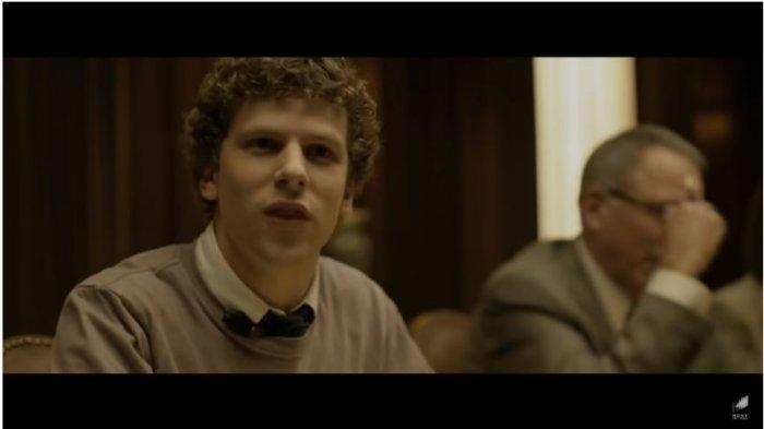 Sinopsis Film Netflix 'The Social Network', Kisah Mark Zuckerberg Miliarder Termuda Pendiri Facebook