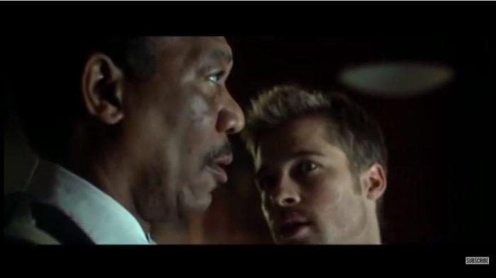 Sinopsis Film Se7en di Netflix, Brad Pitt dan Morgan Freeman Bekerjasama Menangkap Pembunuh Berantai