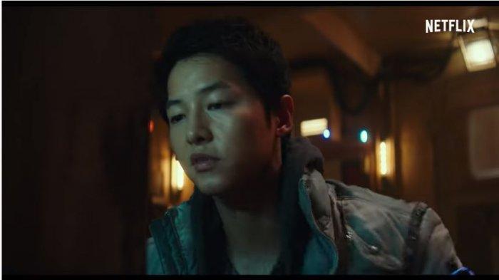 Sinopsis Film Space Sweepers di Netflix, Sinema Korea tentang Luar Angkasa, Dibintangi Song Joong Ki