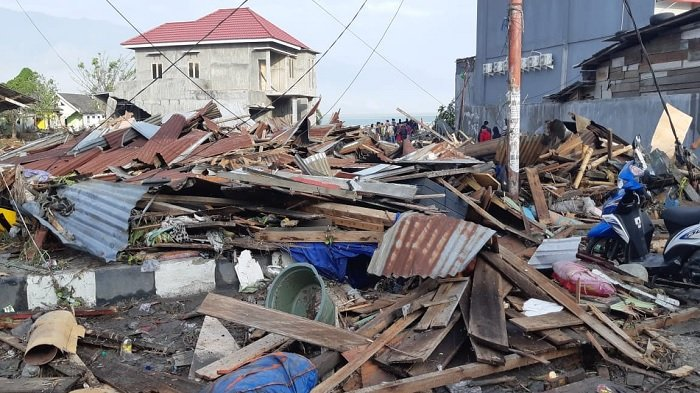 Update Gempa Donggala: Video Daerah Terparah di Palu dan Kondisi Pesisir Pantai