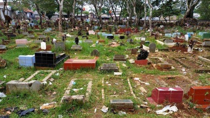 Viral Area Kuburan Dijadikan Lokasi Dangdutan, Penjaga Makam Sebut Acara Digelar hingga Dini Hari