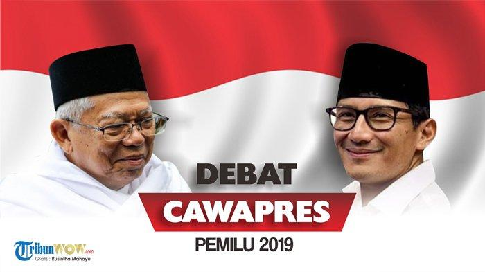 Tak Sepakat dengan Ma'ruf Amin, Sandiaga Uno Minta Izin untuk Sampaikan Kritik: Nyuwun Sewu Pak Kiai