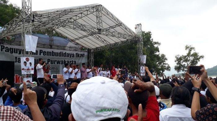 Deklarasi Pendukung Jokowi-Maruf Makin Intens, dari Petani Ikan Purwakarta hingga Purnawirawan TNI