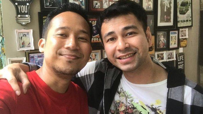 Denny Cagur Pinjami Uang Miliaran Rupiah, Raffi Ahmad: Teman Gue yang Kaya Enggak Ada yang Pinjemin