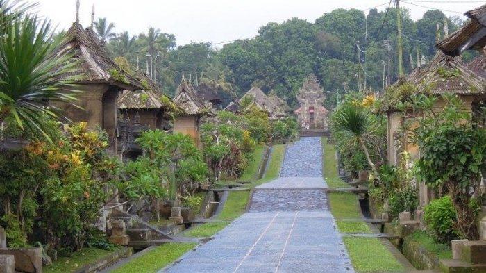 Daftar 3 Desa Terbersih di Dunia, Desa Penglipuran di Bali Termasuk, Lihat Potretnya