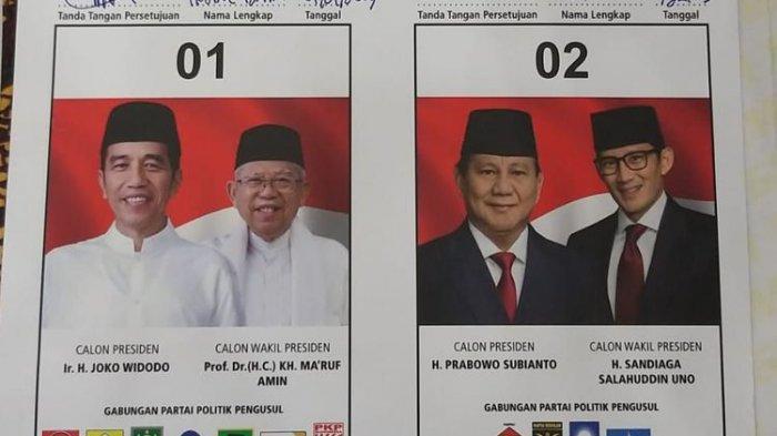 Prabowo-Sandiaga Mau Revisi Visi Misi, Begini Reaksi Sederet Tokoh Kubu Jokowi-Ma'ruf