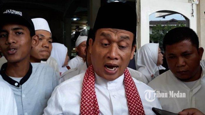 Gerindra Ancam akan Lakukan 'People Power' untuk Pertahankan Klaim Kemenangan Prabowo-Sandiaga Uno
