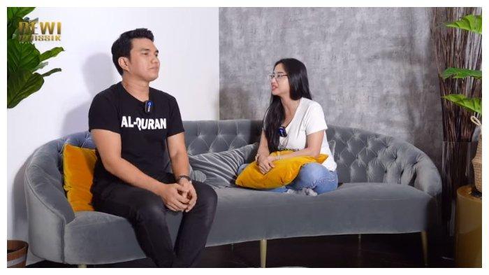 Dewi Persik dan Aldi Taher, Selasa (15/9/2020).