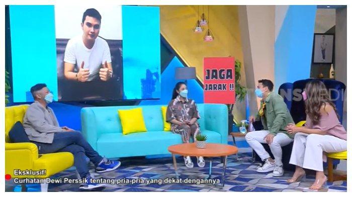Diminta Raffi Ahmad Curhat soal Aldi Taher, Dewi Perssik Akui Tak Suka: Mending Laki-laki Bandel