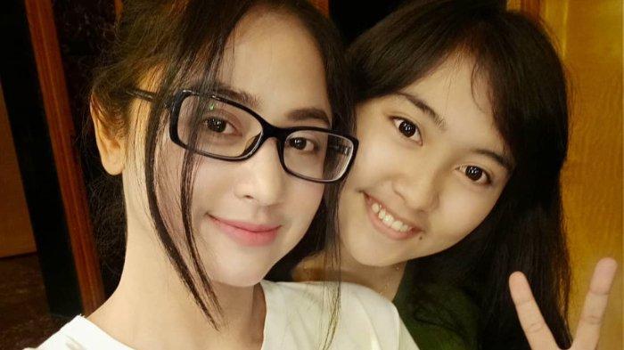 Pemotretan Lagu 'Uwik-uwik Cinta', Lebby Wilayati Keponakan Dewi Perssik Dibilang Mirip Tantenya