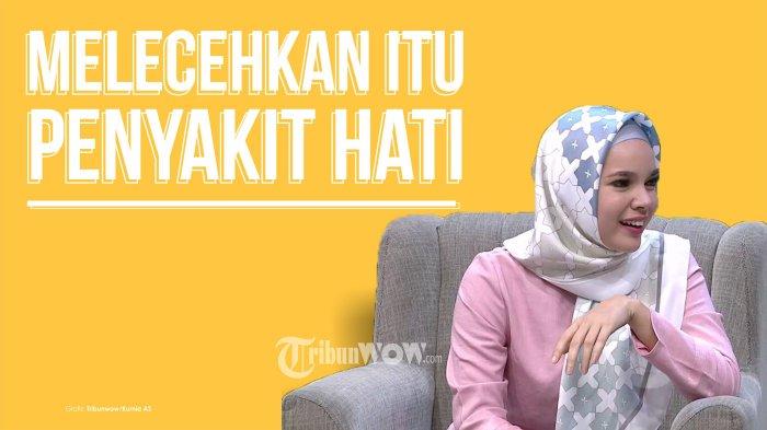 Dewi Sandra: Melecehkan Itu Penyakit Hati