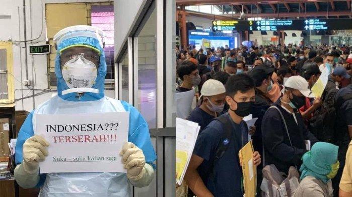 Viral Tagar 'Indonesia Terserah' Turut Jadi Pemberitaan Media Asing, Sebut sebagai Pelampiasan