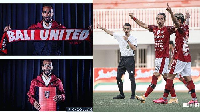 Unik, Inilah Unggahan Perpisahan Bali United dengan Diego Assis: Mungkin Emang Gak Bisa Jodoh