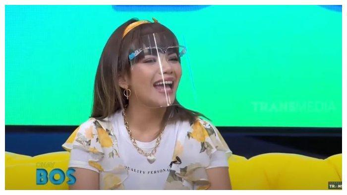 Dinar Candy di Okay Bos, Kamis (22/10/2020).