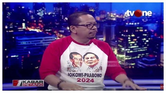 Direktur Eksekutif Indo Barometer, M Qodari mendukung Presiden Joko Widodo (Jokowi) memerpanjang masa jabatan presiden sebanyak 3 kali.
