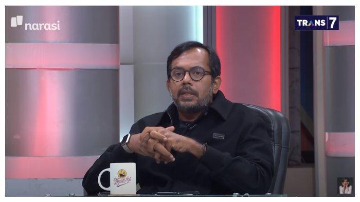 Direktur Eksekutif Lokataro, Haris Azhar mengaku tidak respek terhadap pemerintah terkait aksi demo yang terjadi akhir-akhir ini, terkait Omnibus Law UU Cipta Kerja