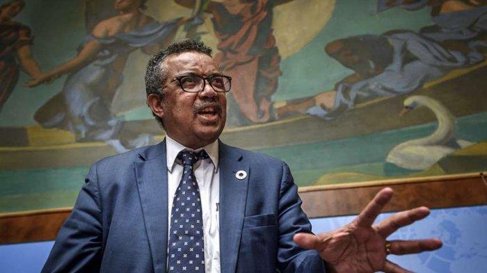 Direktur Jenderal WHO Tedros Adhanom Ghebreyesus mengkritik sikap negara kaya yang memborong vaksin Covid-19.