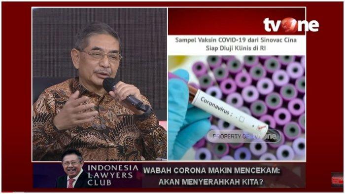 Direktur LBME Ungkap Problem Selanjutnya setelah Vaksin Covid-19 Ditemukan dan Siap Divaksinasi
