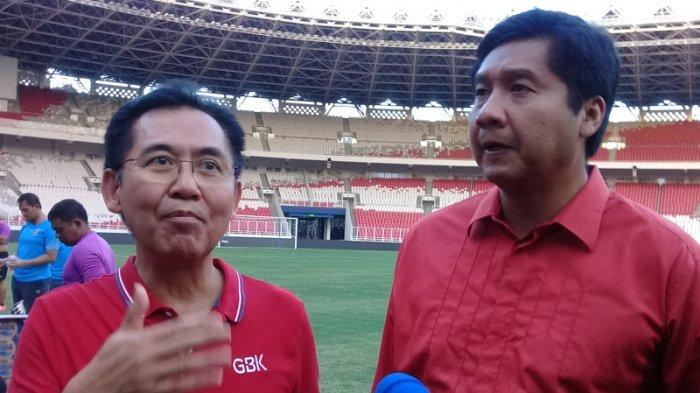 Menyikapi Jokowi dan Anies di Gelora Bung Karno, Maruarar Sirait: Jangan Mengadu-adu!