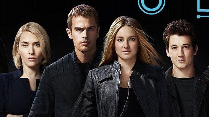 Sinopsis Film Divergent, Ceritakan Banyak Macam Kepribadian, di Bioskop TRANS TV Hari Ini