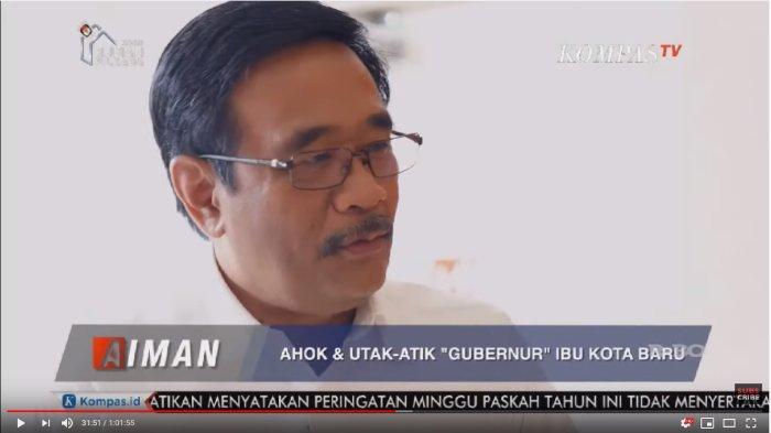 Ketimbang Jadi Bos Ibu Kota Baru, Djarot Saiful Minta Ahok Tetap di Pertamina: 2024 Masih Panjang