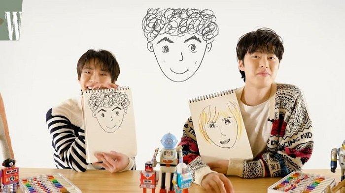 Doyoung dan Gong Myung Ungkap Anggota NCT Mana yang Ingin Mereka Jadikan Saudara Ketiga