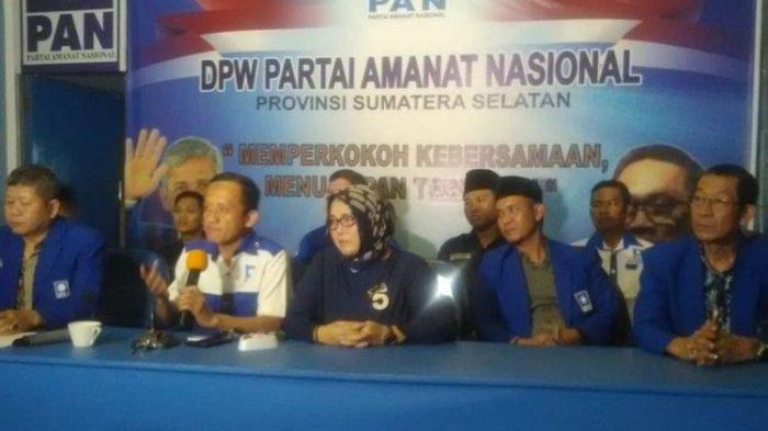 Soal 25 Kader PAN Deklarasi Dukung Jokowi-Ma'ruf, Wakil Ketua DPW PAN Sumsel: Kami Tak Kenal Mereka