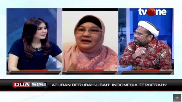 Ali Ngabalin Tegas Sebut Belum Ada Pelonggaran PSBB, Erlina Burhan: Saya Ingin Memegang Perkataannya