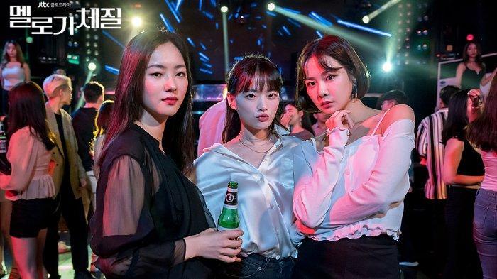 Drama Korea (drakor) Be Melodramatic, tayang di Netflix.