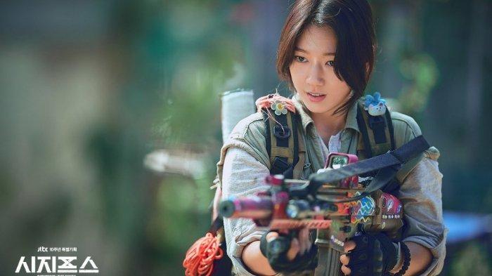 Baru di Netflix, Sinopsis dan Jadwal Tayang Sisyphus: The Myth, Laga Seru Dibintangi Park Shin Hye