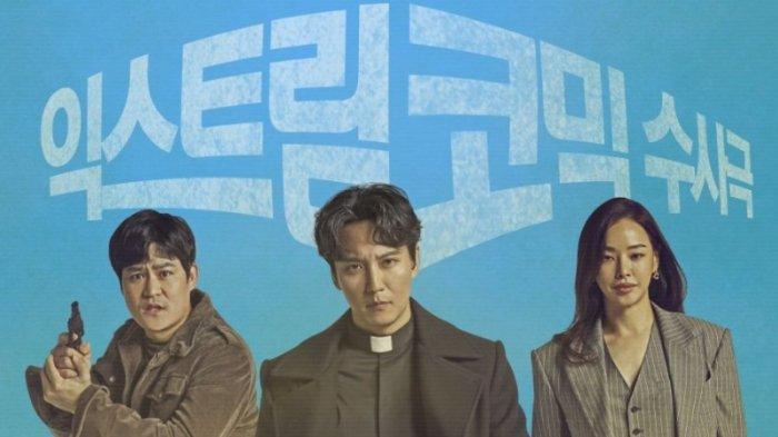 Populer di Neflix, Sinopsis Drama Korea The Fiery Priest, Membongkar Pembunuhan Pastor Senior