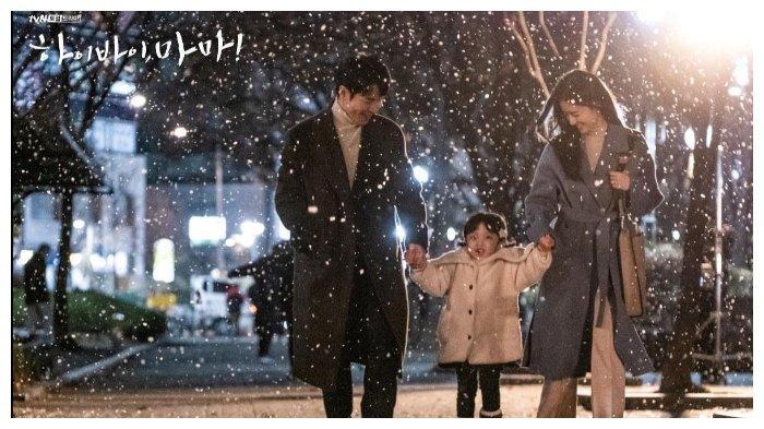 Drama Korea Hi Bye, Mama, yang tayang di Netflix.