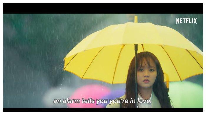 Drama Korea Love Alarm Season 2 yang tayang Maret 2021 di Netflix.