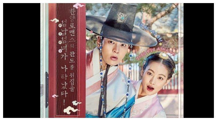 Sinopsis Drama Korea My Sassy Girl Tayang di Netflix, Kisah Cinta Cendikiawan dan Putri Kerajaan